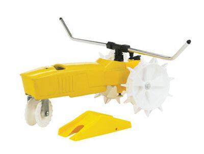 Nelson Cast Iron Wheeled Traveling Sprinkler 13500 sq. ft.