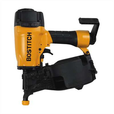 1-1/4-inch to 2-1/2-inch Coil Siding Nailer with Aluminum Housing