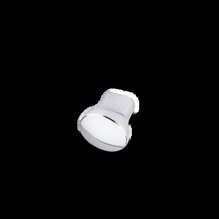 "1"" Diameter Cabinet Knob Polished Chrome"