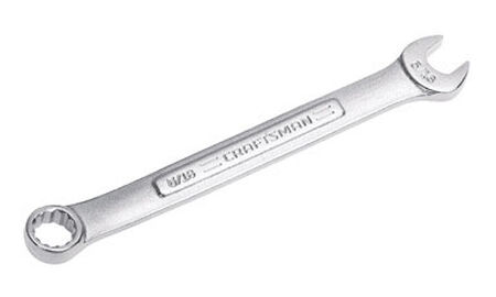 Craftsman 5/16 in. x 5/16 in. SAE Combination Wrench 12 Point Alloy Steel