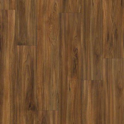 Resilient Vinyl plank carton - Teak