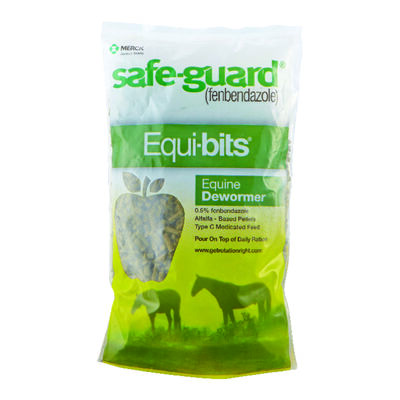 Safe-Guard 1.25 lb. De-Wormer For Horse