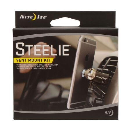Nite Ize Steelie Universal Cell Phone Car Vent Mount