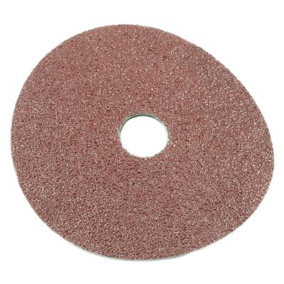 Forney 5 in. Dia. Resin Fiber Sanding Disc 36 Grit Coarse 3 pk