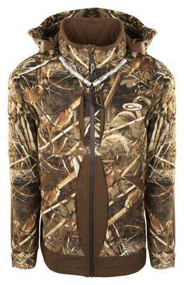 Drake Gaurdian Flex Fleece Lined Large Men's Jacket, Polyester, Camouflage