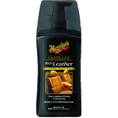 Meguiar's Gold Glass Leather Cleaner and Conditioner 13.5 oz.