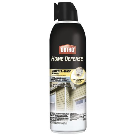 Ortho Hornet & Wasp Insect Killer For Wasps Yellow Jackets and More 16 oz.