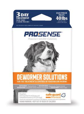 ProSense 4 gram Dewormer For Dog