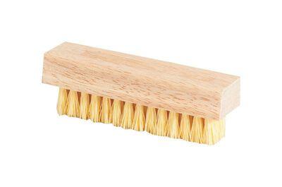 DQB Nail Brush 4-3/4 in. W Wood
