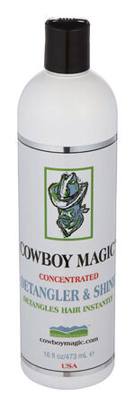 Cowboy Magic Detangler & Shine For Horse 16 oz.