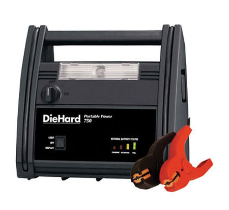 DieHard Automatic Battery Jump Starter 750 amps