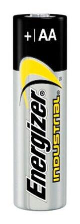 Energizer Industrial AA Alkaline Batteries 1.5 volts 24 pk