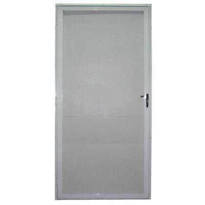 Croft Imperial Style 265 Full View Aluminum Storm Door - Left hand