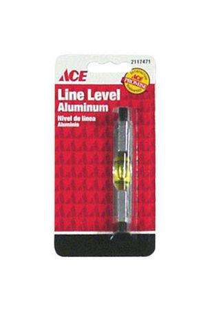 Ace Aluminum Line Level 3 in. L
