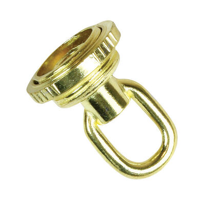Jandorf Screw Collar Brass 1-1/4 in. L 1 pk