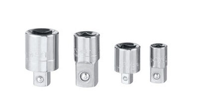 Craftsman 1/4 3/8 1/2 in. 4 pc. 4 pc. Socket Adapter Set