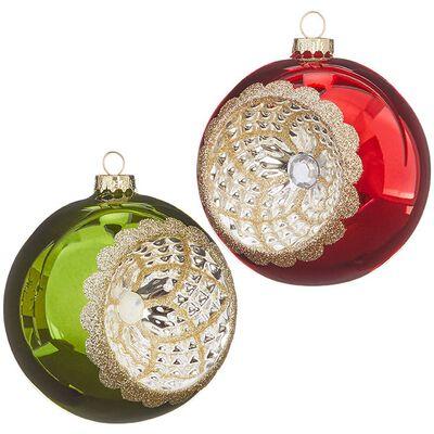"4"" Vintage Ornament"