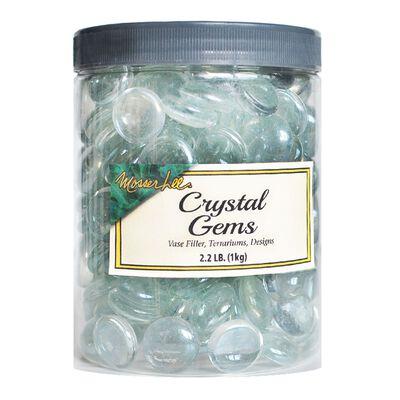Mosser Lee Clear Decorative Stone Crystal Gems 2.2 lb.