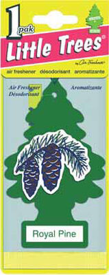 Little Trees Car Air Freshener Royal Pine 1 pk