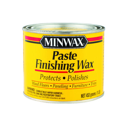 Minwax Finishing Wax Lustre 1 lb.
