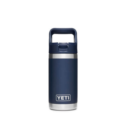 YETI Rambler Jr. 12 oz. Kids Water Bottle Navy