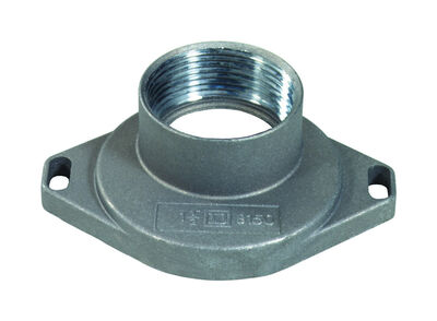 Square D 1 space 2 circuits Bolt-On Single Pole Loadcenter Hub