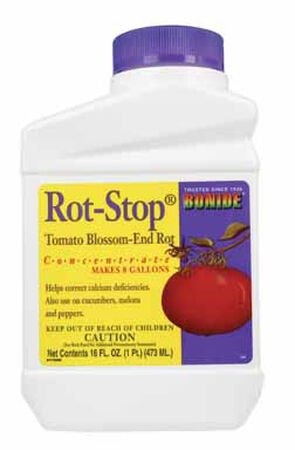 Bonide Rot-Stop Plant Food For Tomatoes Cucumbers Melons Peppers 16 oz.