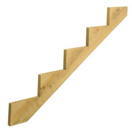 5 Step Stair Stringer