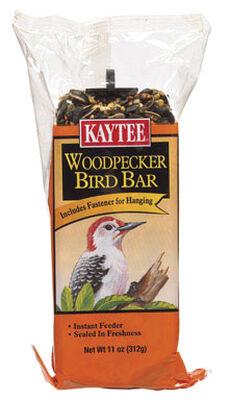 Kaytee Woodpecker Bird Food Block Sunflower Seeds 11 oz.