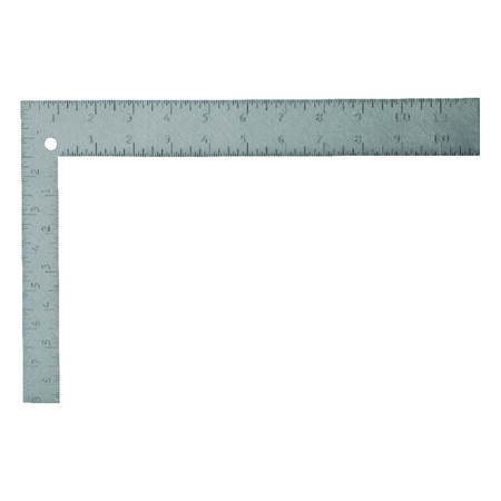 12 in English Steel Square