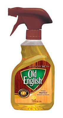 Old English 12 oz. Lemon Oil Polish