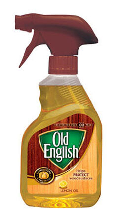 Old English 12 oz. Lemon Oil Polish