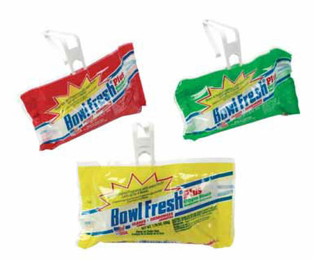Bowl Fresh Toilet Deodorizer and Cleaner 1.76 oz.
