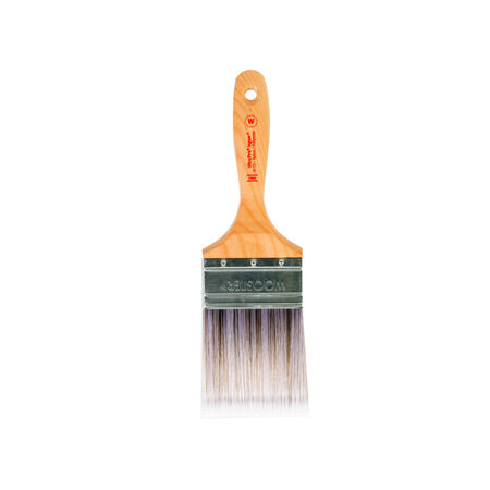 Wooster Ultra Pro 3 in. W Flat Paint Brush