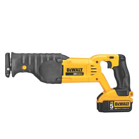 20V MAX* Cordless Reciprocating Saw Kit