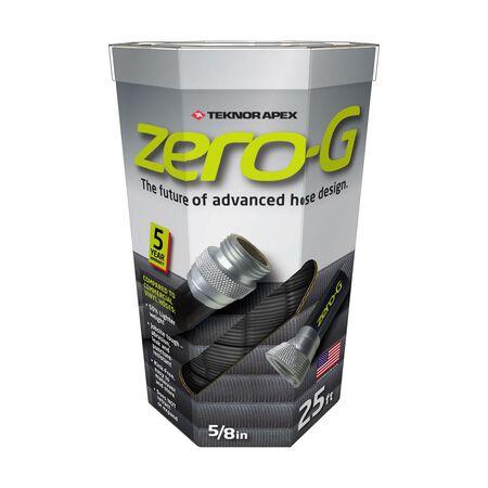 Teknor Apex Zero-G 5/8 in. Dia. x 25 ft. L Garden Garden Hose Kink Resistant Safe for Drinking W