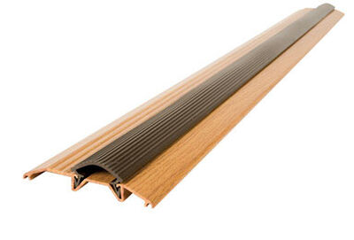 M-D Building Products Deluxe Low Threshold 3-3/4 in. W x 36 in. L Oak