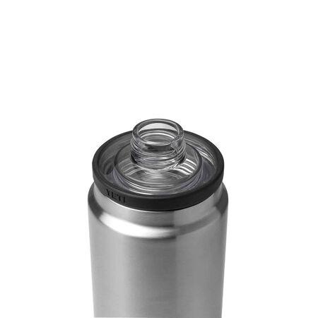 YETI Rambler Bottle Chug Cap Black