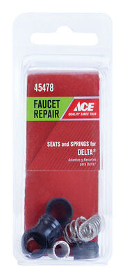 Ace Plastic/Steel Seats and Springs Kit