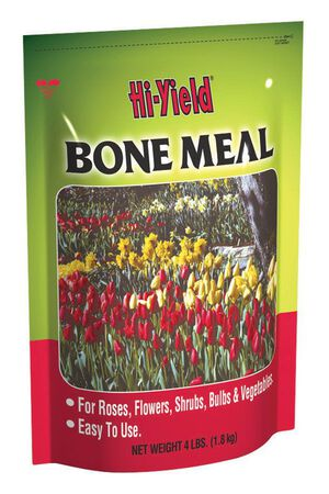 Hi-Yield Bone Meal Granules Plant Food 4 lb.