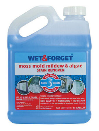 Wet & Forget Mold and Mildew Stain Remover 64 oz.