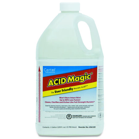 Certol International Acid Magic 1 gal. Muriatic Acid Replacement