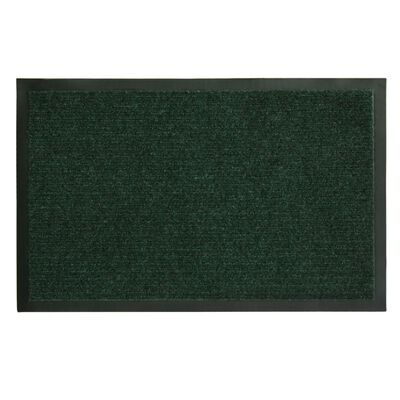 Sports Licensing Solutions Fanmats Ribbed Green Polypropylene/Vinyl Nonslip Utility Mat 28 in.