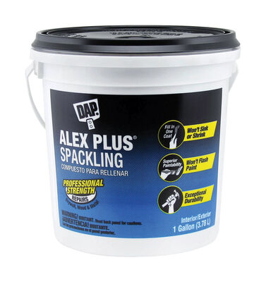 DAP Alex Plus Ready to Use Spackling Compound 1 gal.