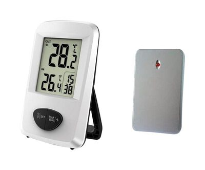 Taylor Digital Thermometer Wireless Weather Station
