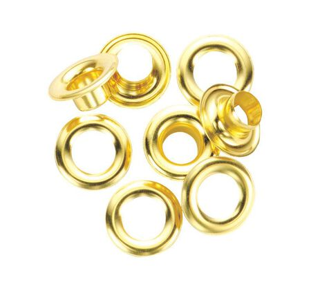 General Tools Grommet Refill 1/2 in. Solid Brass