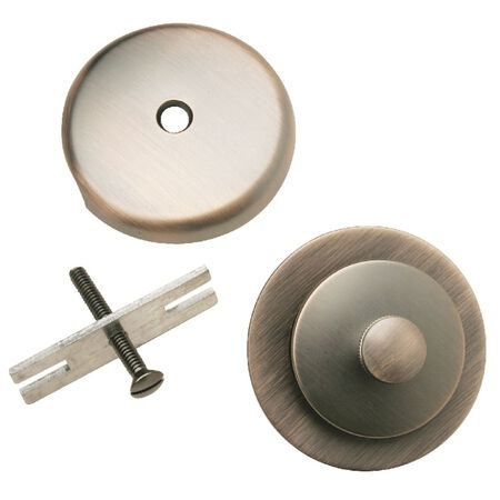 Plumb Pak Trim Kit for Roller Ball Avalon Venetian Bronze Finish Brass Material