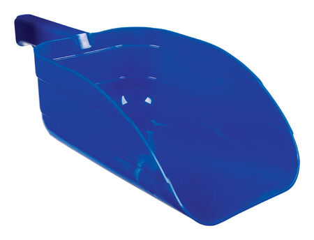 Little Giant 5 Blue Plastic Feed Scoop