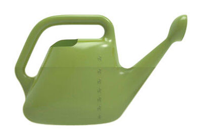 Fiskars 2 gal. Resin Green Watering Can