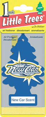 Little Trees Car Air Freshener New Car 1 pk